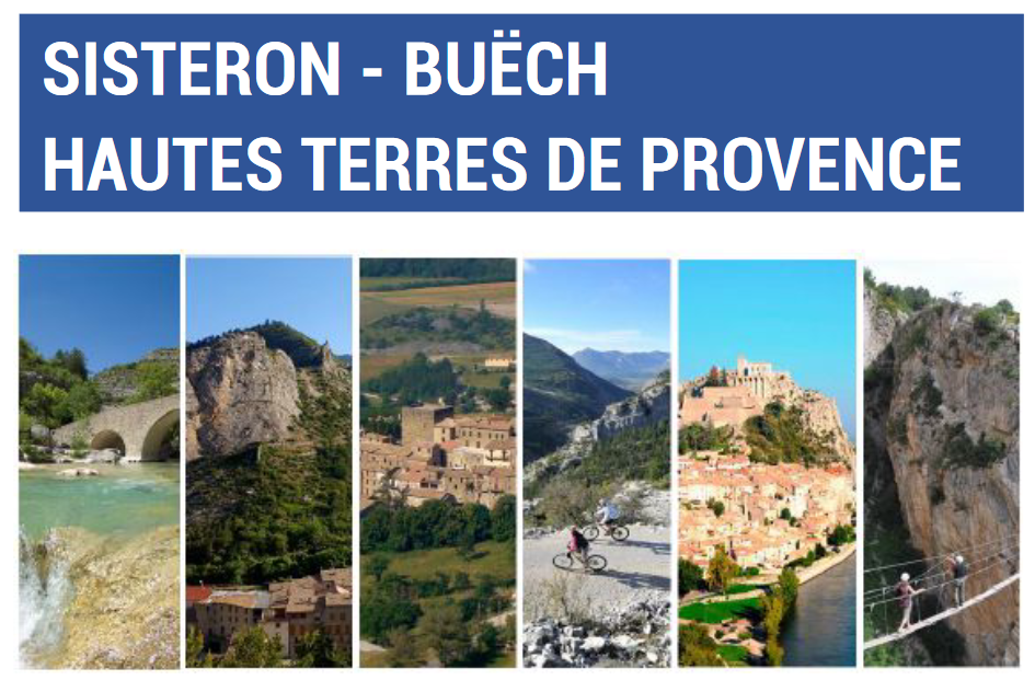 L'agenda de novembre 2017 pour Sisteron