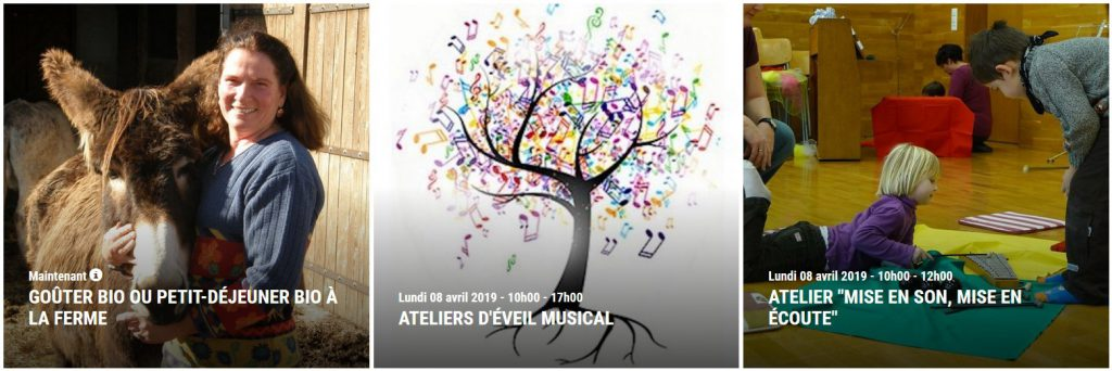 animations sisteron avril 2019