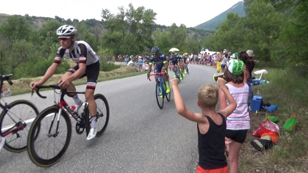 Do not miss the passage of the Tour de France at the gates of Sisteron